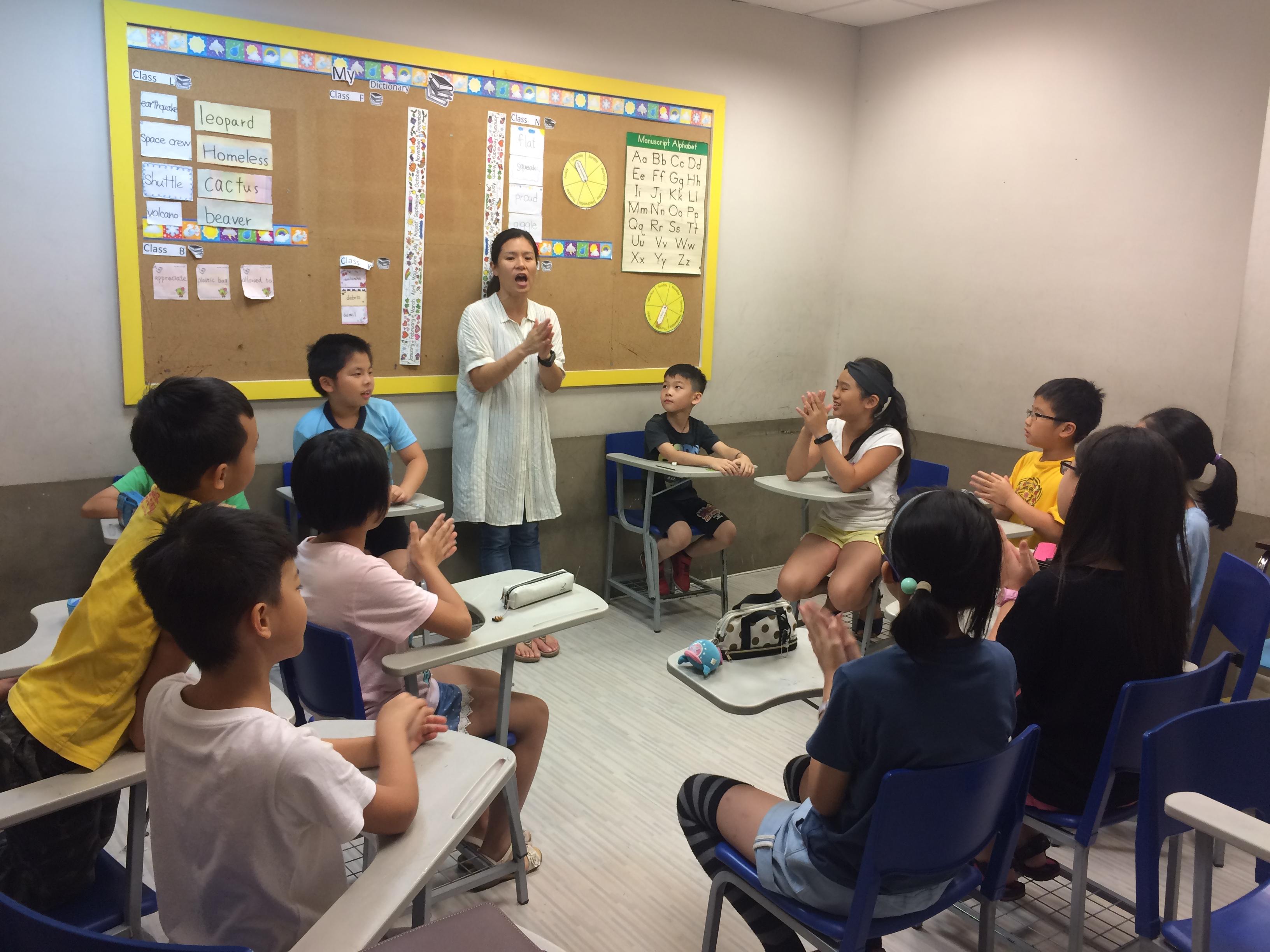 個人特色 + 教學管理 = 創造高效能的英語課程